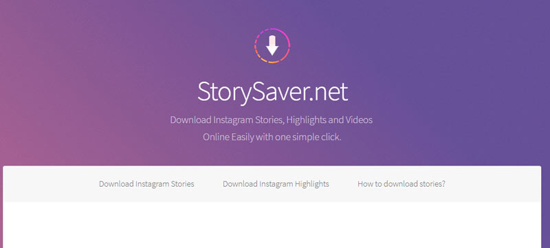 StorySaver-prilogenie