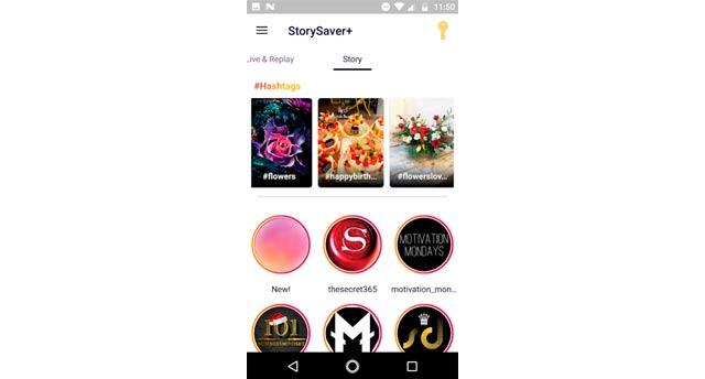 storysaver+ приложение для анонимного просмотра