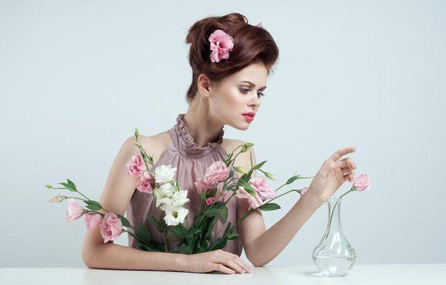 цветы для поста в тик ток-min